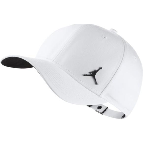 d2a17a3d381a45 Nike Air Jordan Classic99 Metal Jumpman Hat